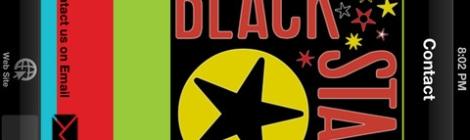 Black Star App in iTunes