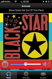 Black Star app