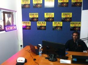 Gilmore In Studio