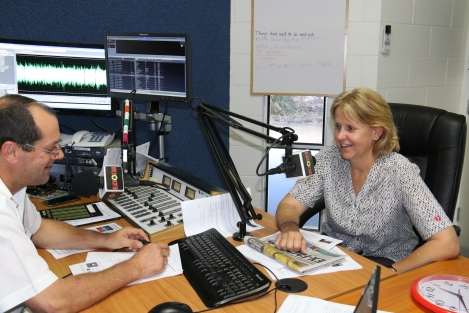 Australia Post's Julie Redmond Speaks to Paul James