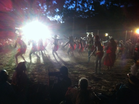 Magical atmosphere at the 2011 Laura Festival