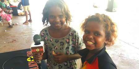 Kids at Aurukun